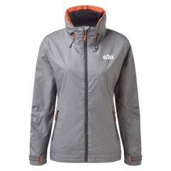 Gill Women's Navigator Jacket Steel Grey