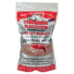 Stimulate Prawn Scented Pellet Burley with Ultrabite 1kg
